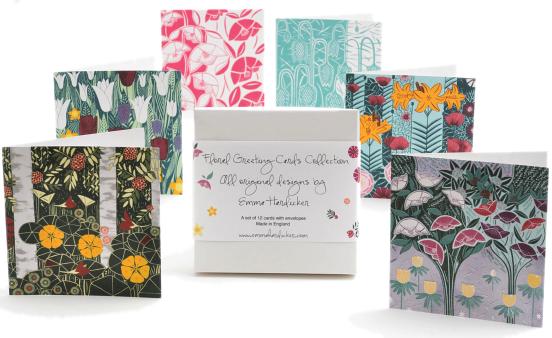 Cards Greeting Box Set