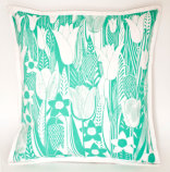 Colour match Spring cushion