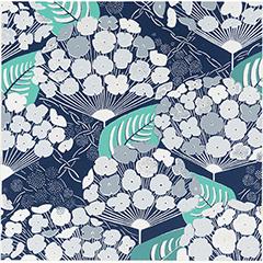 Hydrangea Blue